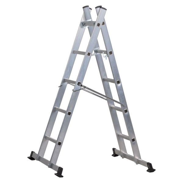 Youngman 5101518 Pro-Deck® 5 Way Combination Ladder